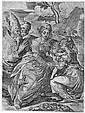 Angolo, Giovanni Battista d': Madonna mit Kind