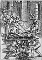 Baldung, Hans gen. Grien: Das Martyrium des hl. Laurentius