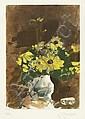 Braque, Georges: Vase de Fleurs Jaunes