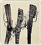 Groll, Andreas: Three decorated rifles