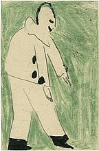 Kirchner, Ernst Ludwig: Zirkusclown