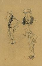 Zille, Heinrich: Figurenstudien