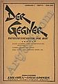 Gegner, Der: I. Jahrgang, 1919, Heft 4