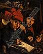 Reymerswaele, Marinus Claesz. van - nach: Die beiden Steuereinnehmer in ihrem Kontor