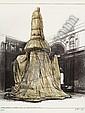 Christo: Verpacktes Leonardo Denkmal