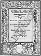 Karlstadt, Andreas Bodenstein von : Super coelibatv monachatv. Rhau-Grunenberg 1521