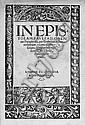 Erasmus von Rotterdam, Desiderius: In epistolam Pauli ad Galatas. 2. A. 1519