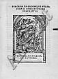 Billicanus, Theobald: Perornata eademque verissima Christophori. 1522