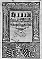 Rubius, Johannes: Eyn neu buchlein von d' disputation. 1519