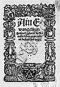 Ain Ewangelium Pascuilli : Augsburg, Melchior Ramminger, 1520