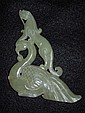 Chinese Carver jade 20th'c