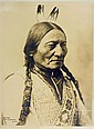 SITTING BULL (Tatanka Iyotanka), Hunkpapa Lakota, by William Notman, at Montreal, 1885.
