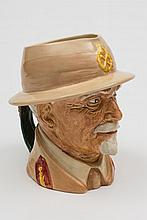 A Royal Doulton character jug, Field Marshall The Rt Hon J C Smuts (D.6918).