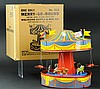 MERRY-GO-ROUND WITH BOX