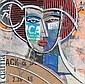 HERNANDEZ (Atelier de Miami), né en 1966 BUSTE DE
