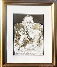 Fine Art Giclee after Leroy Neiman (58O)