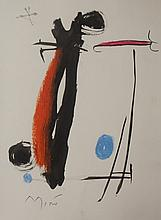 Ink & Pastel by Joan Miro (33D)