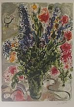 Lithograph After  Marc Chagall (26L)
