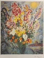 Lithograph After  Marc Chagall (51L)