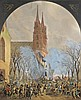 Der Bildersturm am Basler Münster 1529