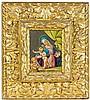 Madonna mit Kind und heiligem Johannes