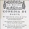[Divine Comedy] Dante, Farri, 1569