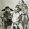 Goya, Está v(uestra) m(erced)... pues, como digo...