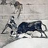 Goya, Desgraciada Muerte de Pepe Hilo, 1816