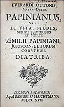 [Roman Law, History] Otto, 1718