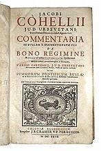 [Canon Law] Coelli, 1699, NO COPY IN USA