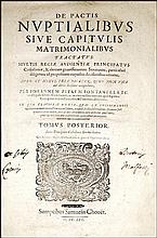 [Marriage Laws, Catalonia, Spain] Fontanella, 1669