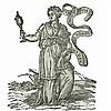 [Medicine, Cosmetics] Rossello, Secreti, 1559
