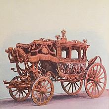 [Coaches and Fiacres, Illustrated History] Belloni 1901