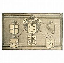 [Florence, History of wars] Varchi, 1723