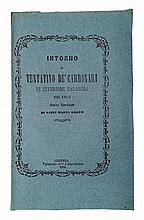 [Italy, Calabria] Greco, 1866