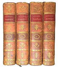 [America, History] Botta - Guizot, 1812-1851, 6 vols