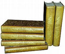 [Cantù, Italians] Storia degli Italiani, 1855, 6 vols