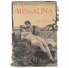 [Novel, Ancient Rome] Giovagnoli, 1882 e 1887 - 2 vol.