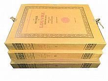 [Louvre] Barthou, 1919-1920-1921, 3 vol.