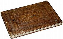 [Bindings, Roman Antiquity] Cappel, 1517