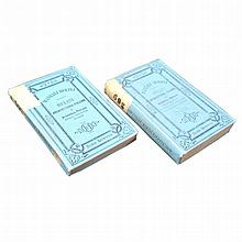 [Architecture, Manuali Hoepli] Melani, 1884-1887, 2 vol