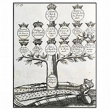 [Portugal, Revolutions] Vertot, 1734