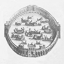 [Roman History, Emperors] Svetonius, 1715, 2 vol.