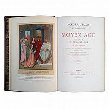 [Middle Ages and Renaissance] Lacroix, 1874