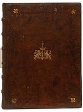 [Bindings, Roman Antiquities] Cassius Dio, 1551