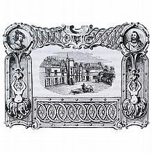 [France, Paris] Touchard Lafosse - Arago, 1853, 8 vol.