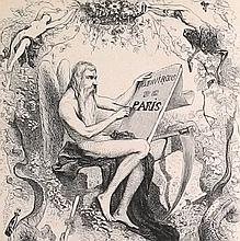 [France, Paris] Nodier-Pascal-De Montrond1840-81, 3 vol