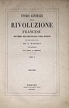 [French Revolution] Vivien, 1841-42, 2 vols