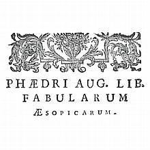 [Fables] Phaedrus, 1763