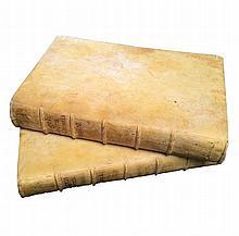 [Erudition] Rocca, 1719, 2 vol.